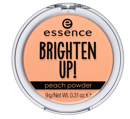 essence brighten up! peach powder 10