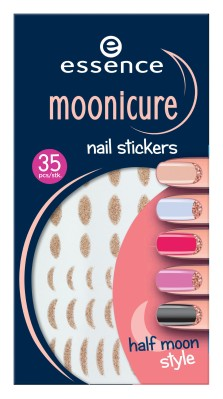 esssence moonicure nail stickers