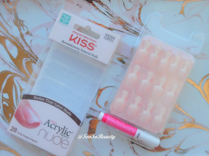 Kiss Fake Nails – So Sophisticatedbeauty
